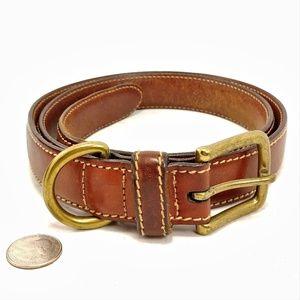 Tommy Hilfiger Full Grain Leather Belt
